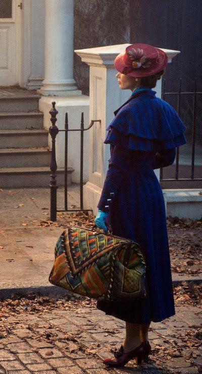 La première image d'Emily Blunt en Mary