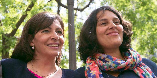 En 2014, Myriam El Khomri était la porte-parole d'Anne
