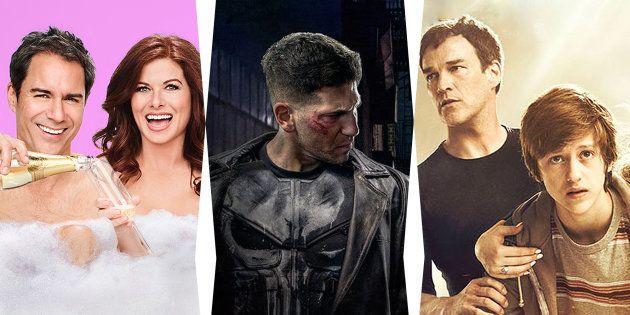 Les nouvelles séries TV les plus attendues de la rentrée