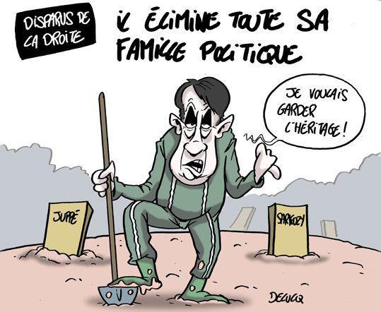 Le secret de François Fillon pour éliminer ses adversaires