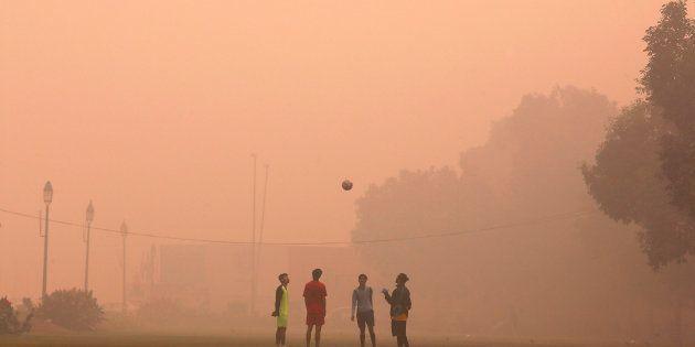 À New Delhi, la pollution oblige les écoles à