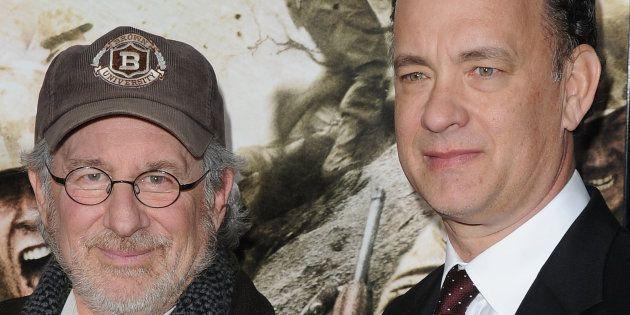 Steven Spielberg retrace