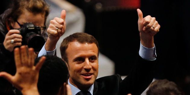 Emmanuel Macron annoncera prochainement sa candidature à l'Elysée, selon