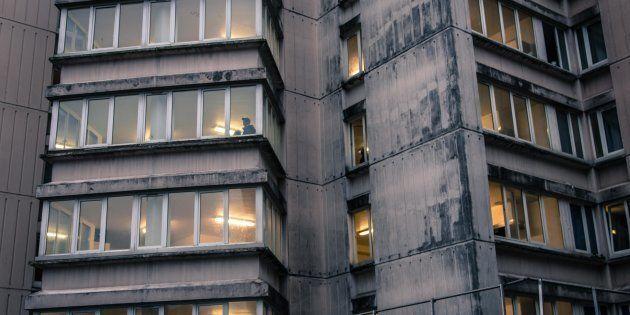 Le foyer Les Miroirs à Evry dans le