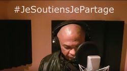 Francky Vincent chante pour les victimes de l'ouragan