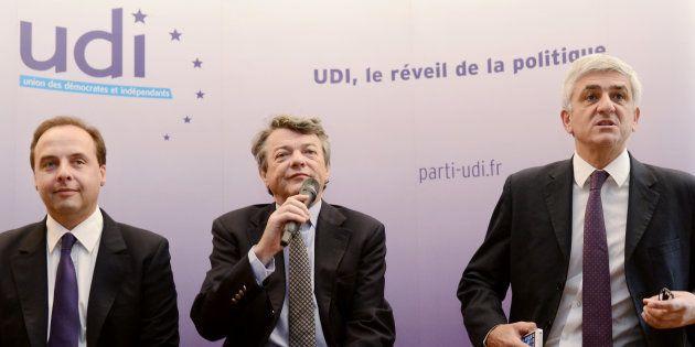 Jean-Christophe Lagarde et Hervé Morin ne sont pas sur la même ligne. Jean-Louis Borloo trouve la