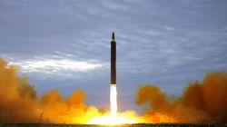 La Corée du Nord a lancé un nouveau missile au-dessus du