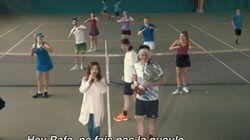 Vous n'avez jamais vu Federer comme