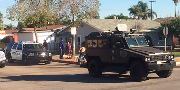 Alors que les résultats de la présidentielle américaine tombent, une fusillade près d'un bureau de vote...