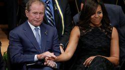 George W. Bush a voté