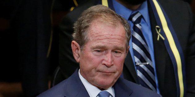 George W. Bush a voté blanc à l'élection présidentielle américaine