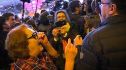 VIDEO - Quand les militants fillonistes s'en prennent aux journalistes sur le