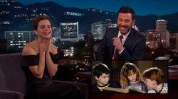 Emma Watson explique comment l'un de ses tics a gâché plein de scènes du 1er
