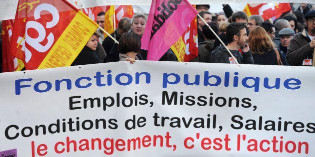 Les fonctionnaires appelés à la grève par tous les syndicats le 10