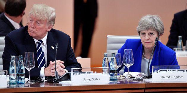 Attentat de Londres: Les commentaires de Trump ne