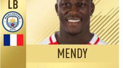 Benjamin Mendy est vraiment très déçu par sa note dans FIFA