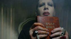 Marilyn Manson décapite-t-il Donald Trump dans son nouveau