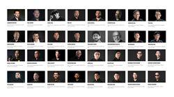 Il n'y a aucune femme parmi ces 32 ambassadeurs du nouvel appareil photo de
