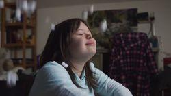 C'est sur France 2 que Mélanie, atteinte de trisomie 21, présentera (très bientôt) la