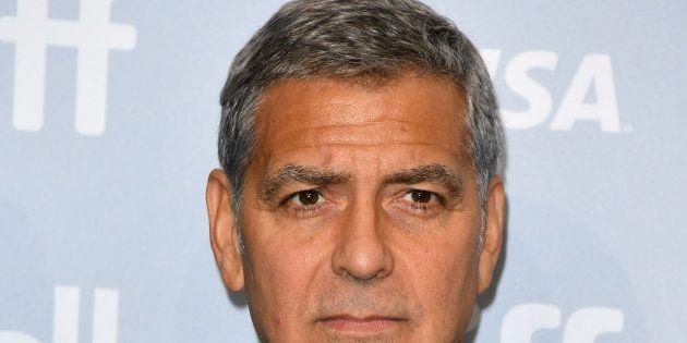 George Clooney avoue pleurer plus que ses