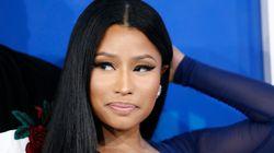 La nouvelle coupe de Nicki Minaj est un peu tirée par les
