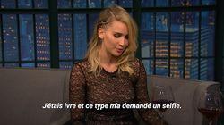 Cette anecdote de Jennifer Lawrence va vous couper l'envie de lui demander un