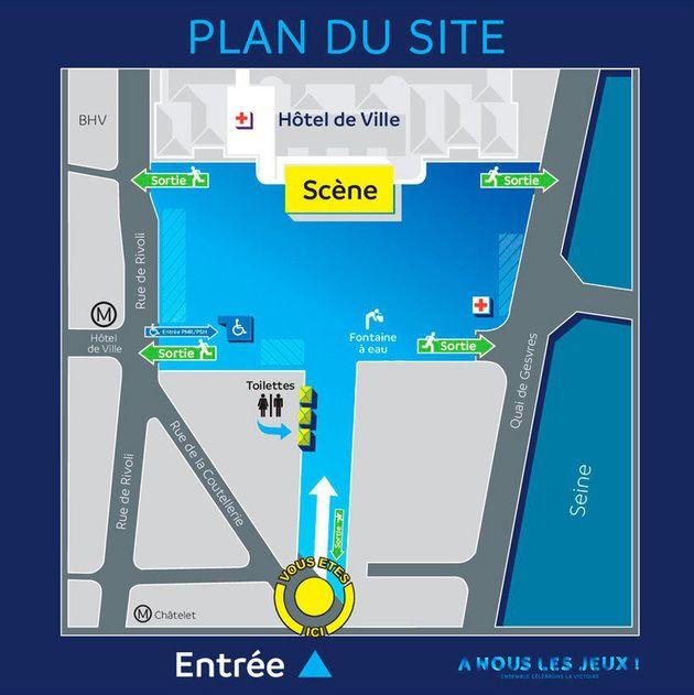 Paris 2024: Qui va chanter au grand concert à l'Hôtel-de-Ville pour l'attribution des