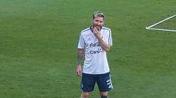 Lionel Messi s'est fait un nouveau tatouage et il n'est vraiment pas