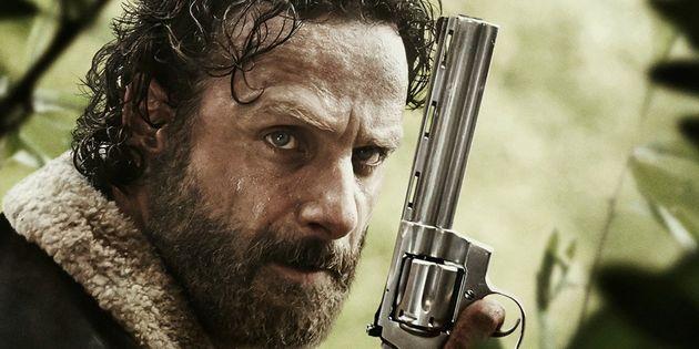 Avec une barbe, Norman est le sosie de Rick de