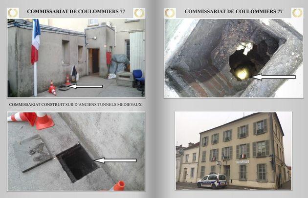 Les photos du concours sur les conditions de travail des policiers sont