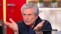 Le bel hommage de Claude Lelouch pour la journée des
