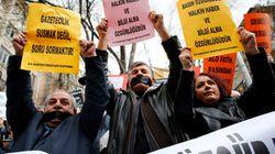 Loup Bureau libéré, la Turquie reste