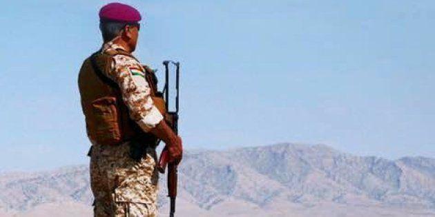 Poster de Peshmerga, de Bernard-Henri Lévy, documentaire sorti en