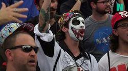 À Washington, ces clowns farfelus ont défilé contre les discriminations et le