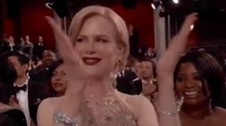 Nicole Kidman révèle enfin pourquoi elle a applaudi bizarrement aux