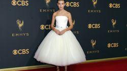 Millie Bobby Brown en princesse sur le tapis rouge des Emmy
