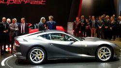 Citroën, Renault, Porsche, Ferrari... Les nouveautés du salon automobile de