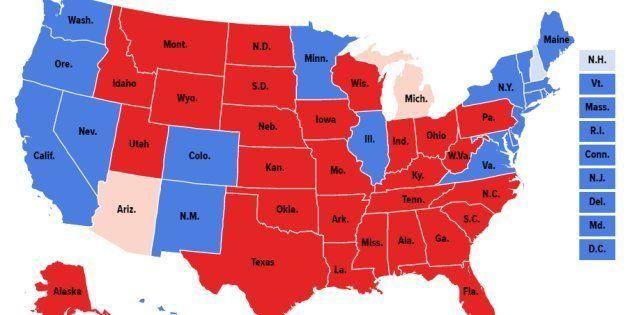 Pour la quatrième fois dans l'histoire des Etats-Unis, les grands électeurs vont choisir un président...