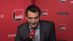 Florian Philippot qualifie de