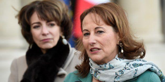 Ségolène Royal et Marisol Touraine ne seront pas ministres d'Emmanuel
