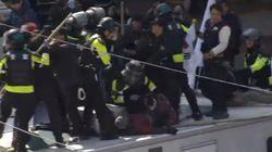 Deux morts dans des manifestations en Corée du Sud après la destitution de la