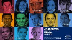 Pharrell, Griezmann, Nadal... Treize personnalités réunies pour une campagne de sécurité