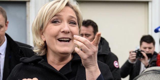Marine Le Pen ne se rend pas à sa convocation devant la