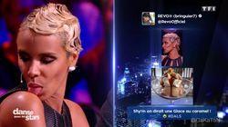 TF1 a montré à Shy'm les réactions à sa coiffure, voici le