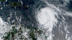 Maria devient un ouragan