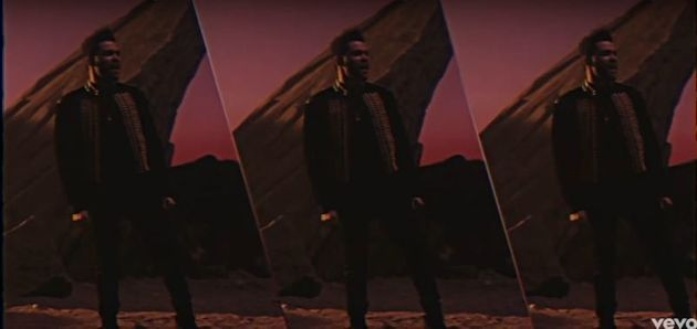 The Weeknd ressemble davantage à Michael Jackson dans le clip