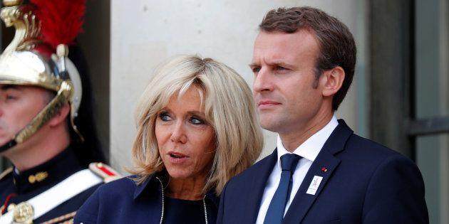 La plainte de Macron contre un photographe jugée sans