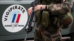 L'homme qui a attaqué un militaire près du métro Châtelet à Paris mis en