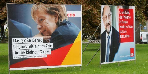 Les élections allemandes prisonnières