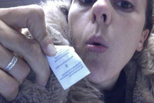 Non, Nicole Ferroni ne portait pas de fourrure à la SPA avec Rémi